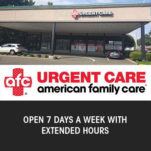 AFC Urgent Care Norwalk