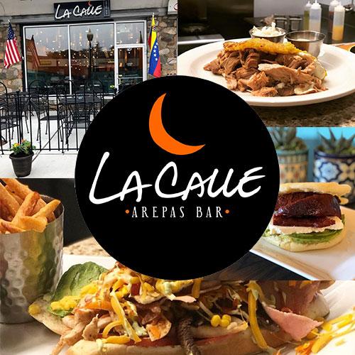 La Calle Arepas Bar