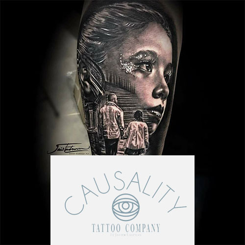 CAUSALITY Tattoo Company