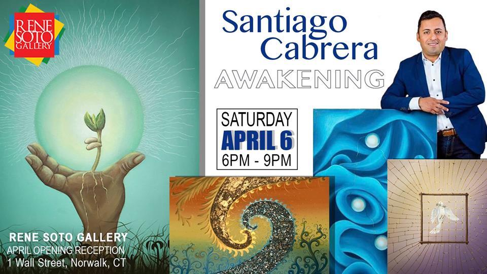 April Exhibit at Rene Soto Gallery