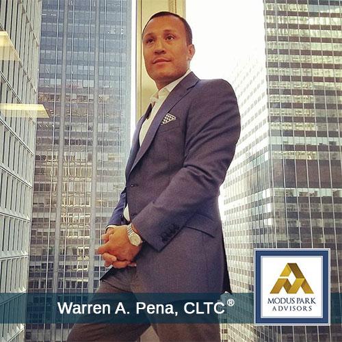 Warren A. Peña, CLTC