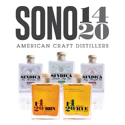 SoNo 1420 American Craft Distillers