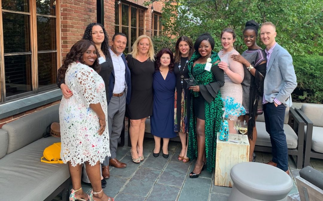 Katia Garcon Honored with 40 Under 40 Award
