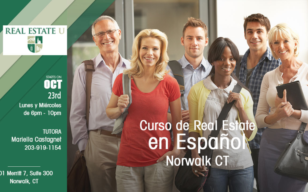Curso de Real Estate en Español!