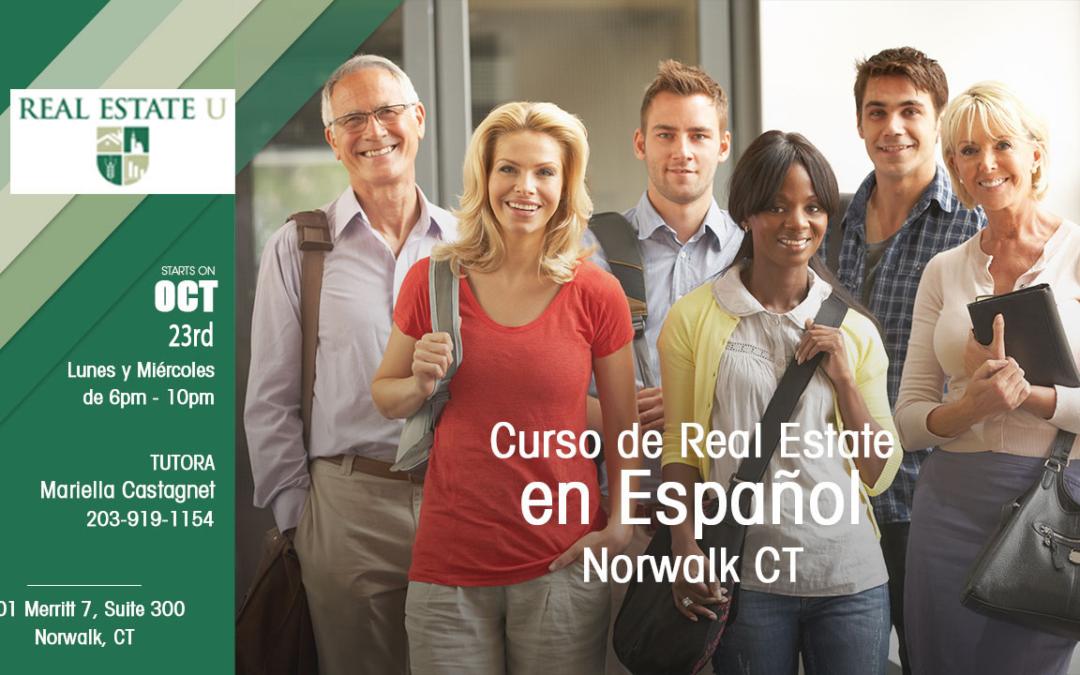 Curso de Real Estate en Español!
