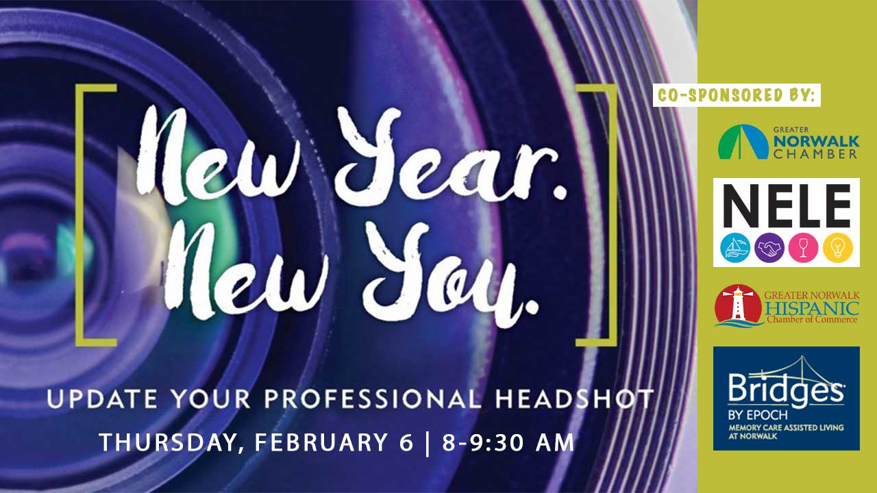 New Year New You Headshot Event