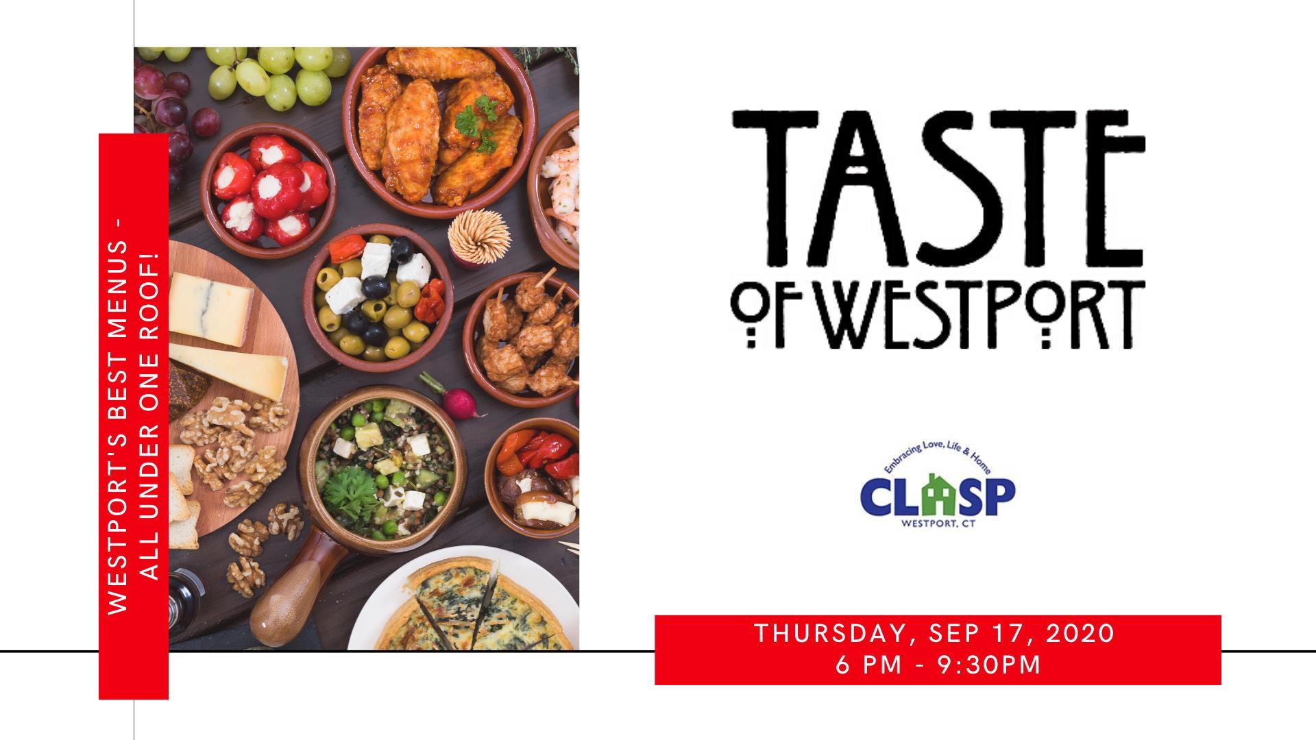 Taste of Westport September 2020