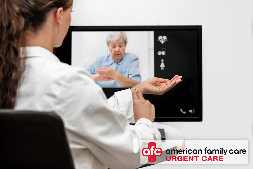 Announcing Telemedicine at AFC Urgent Care Norwalk