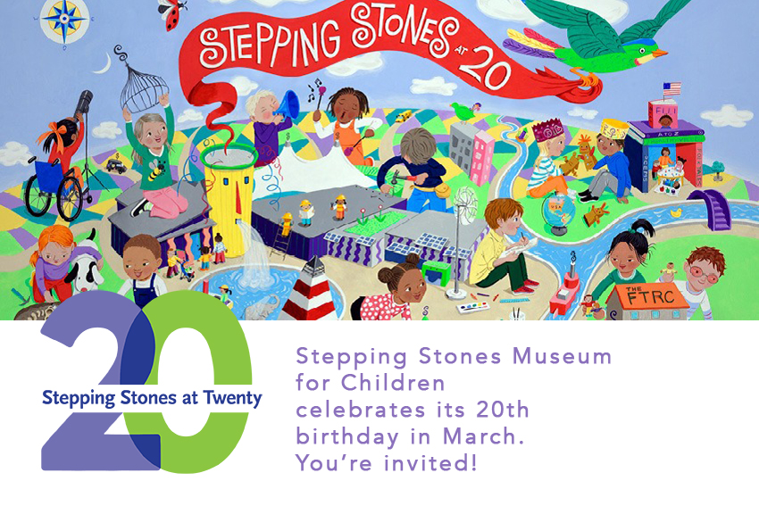 Stepping Stones Museum for Children 20 Years