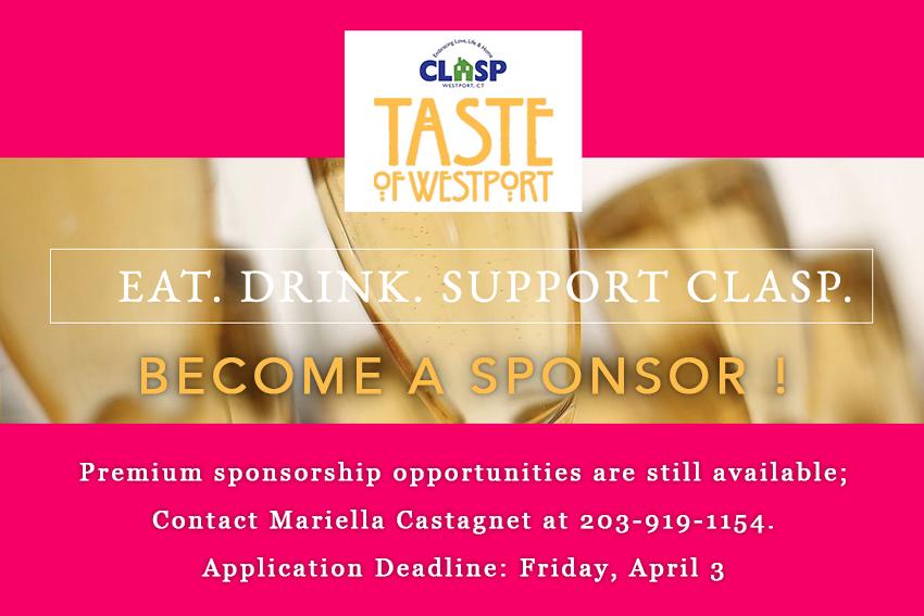 Taste of Westport Sponsorship Opportunities