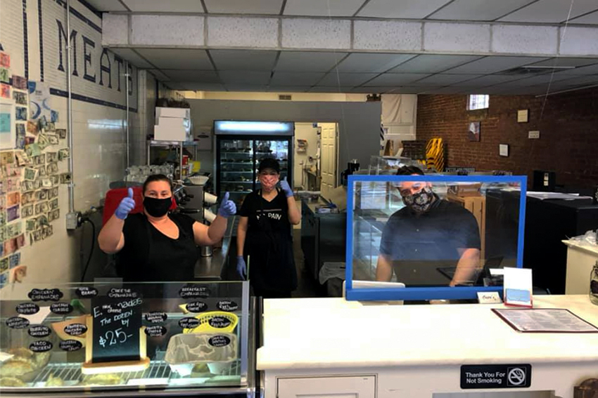 Capri's Cuisine Open Under Safe Conditions