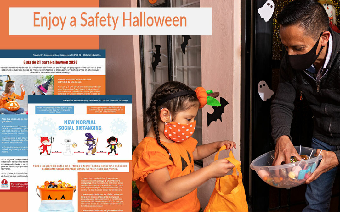 A Safety Halloween Celebration