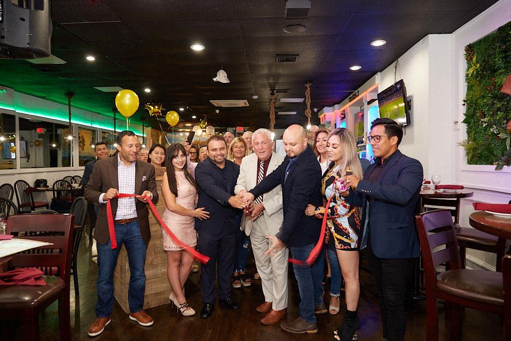 Grand Opening at Bistro 83 Latin Fusion Restaurant