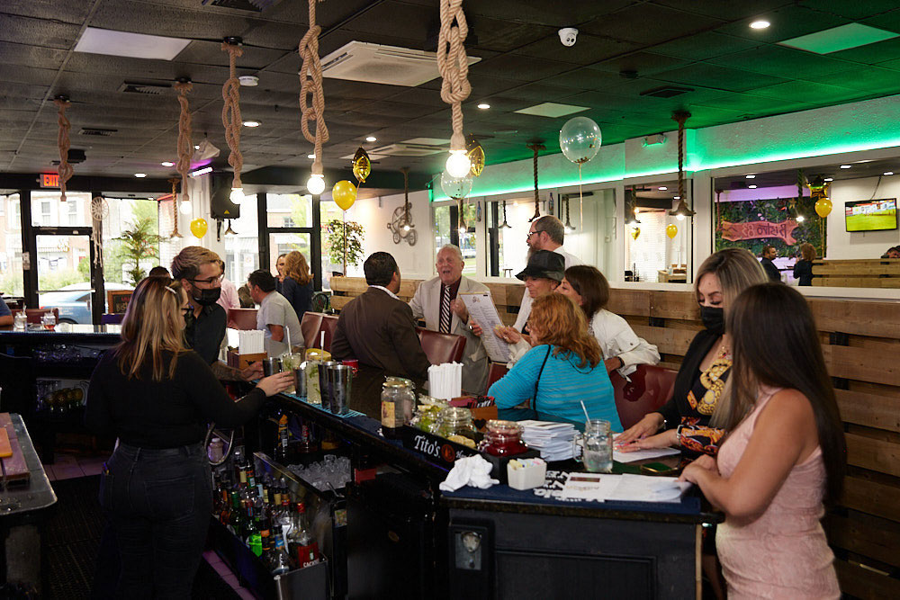 Grand Opening of our New Member the Bistro 83 Latin Fusion Restaurant